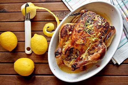 Курица в молоке по рецепту Джейми Оливера