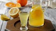 Фото рецепта Лимонад из апельсинов и лимонов
