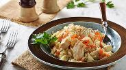 Фото рецепта Рис с курицей в мультиварке