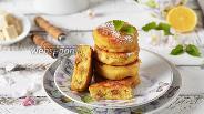 Фото рецепта Сырники из тофу