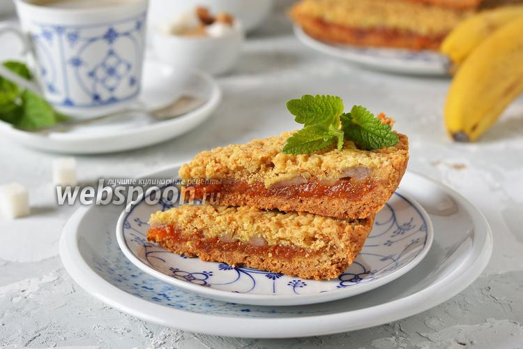 Фото Тёртый пирог в мультиварке