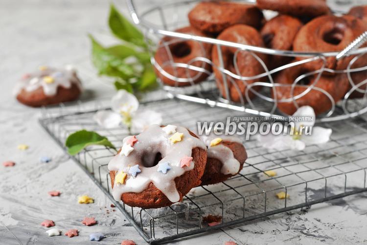 Фото Ванильные пончики