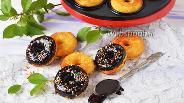 Фото рецепта Пончики с манкой