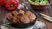 Фото рецепта Котлеты мясо-овощные