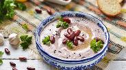 Фото рецепта Хумус из фасоли