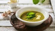 Фото рецепта Суп из рукколы