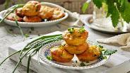 Фото рецепта Кексы с капустой