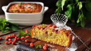 Фото рецепта Земляничный пирог