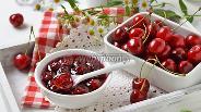 Фото рецепта Варенье из черешни с косточкой в мультиварке