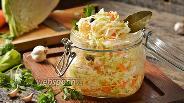 Фото рецепта Маринованная капуста за 24 часа