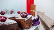 Фото рецепта Шоколадный торт за 20 минут
