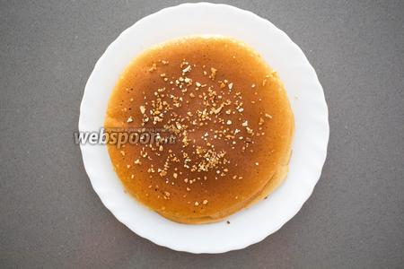 При подаче можно добавить мёд, орехи и прочие пряности. Приятного аппетита!