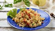 Фото рецепта Рис с болгарским перцем