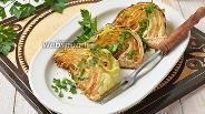 Фото рецепта Капуста запечённая в духовке диетическая