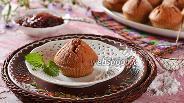 Фото рецепта Маффины с вареньем