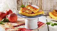 Фото рецепта Творожные пирожки на сковороде