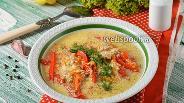 Фото рецепта Суп из куриных шеек