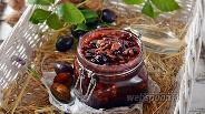Фото рецепта Варенье из слив по-грузински