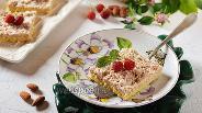 Фото рецепта Краковское пирожное