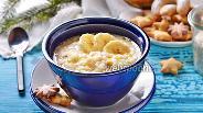 Фото рецепта Рисовая каша с бананом