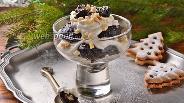 Фото рецепта Чернослив с грецким орехом в сливках