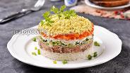 Фото рецепта Мимоза с рисом