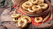 Фото рецепта Сушки домашние в духовке