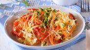 Фото рецепта Капуста по-корейски с болгарским перцем