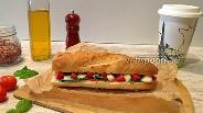 Фото рецепта Неаполитанский сэндвич