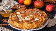 Фото рецепта Баварский яблочный пирог