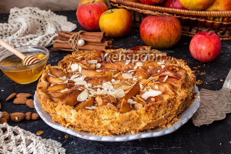 Фото Баварский яблочный пирог