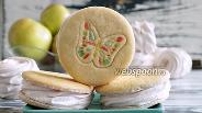Фото рецепта Зефирный сэндвич
