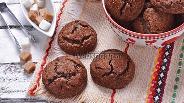 Фото рецепта Шоколадное сахарное печенье