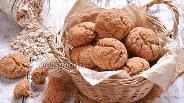 Фото рецепта Овсяное сахарное печенье