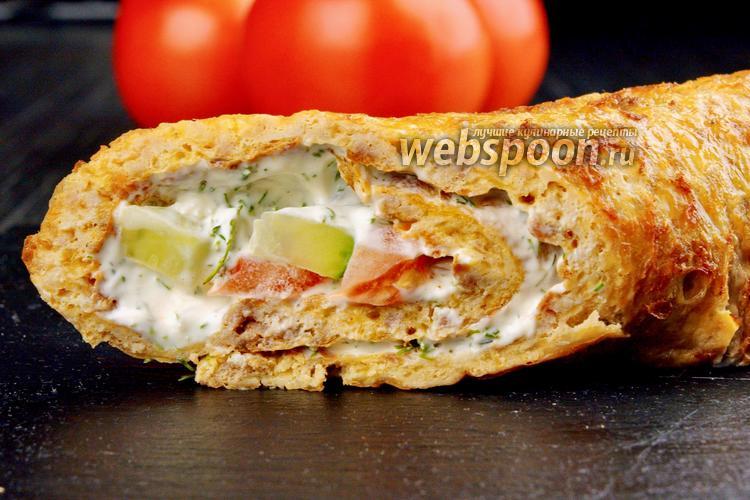 бризоль с сыром рецепт с фото пошагово