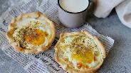 Фото рецепта Галета с яйцом