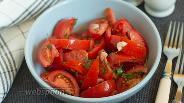 Фото рецепта Маринованные помидоры за 2 часа