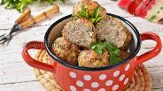 Фото рецепта Гречаники с фаршем в духовке