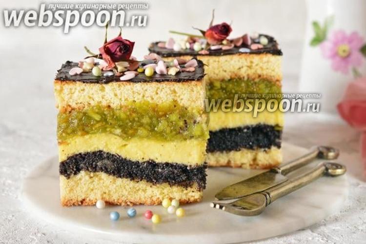 Фото Польский свадебный пирог