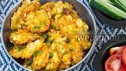Фото рецепта Пакоры из цветной капусты
