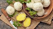 Фото рецепта Картофель в муке в духовке