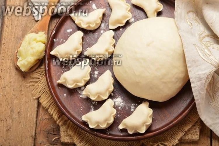Фото Тесто на вареники на картофельном отваре