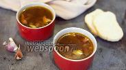 Фото рецепта Куриный суп с диким рисом