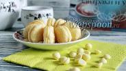 Фото рецепта Бисквитное печенье «Буше»