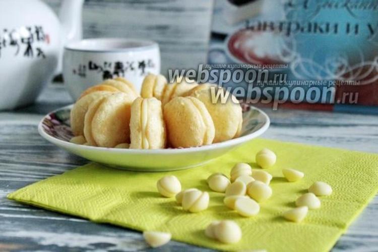 Фото Бисквитное печенье «Буше»