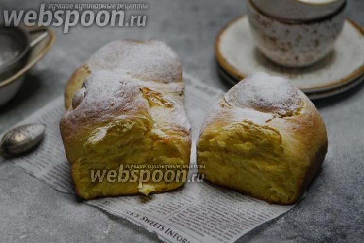 Фото Тыквенные булочки-кекс