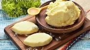 Фото рецепта Картофельное тесто для зраз