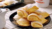 Фото рецепта Печенье с белковой начинкой. Видео-рецепт