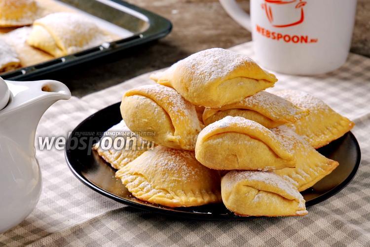 Фото Печенье с белковой начинкой. Видео-рецепт
