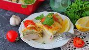 Фото рецепта Куриное филе по-гречески